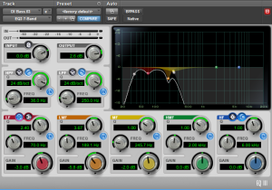 Bass 1 EQ 2